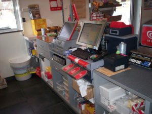 Cashguardcaisse sécurisée Cashguard en bureau de tabac