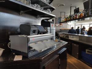 caisse sécurisée automatique cashguard restaurant
